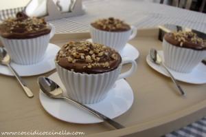 cupcake di gelato e cotti al microonde