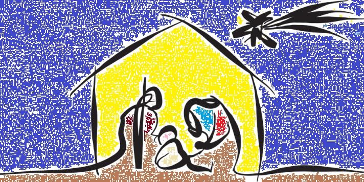 Auguri Di Buon Natale Alla Famiglia.Auguri Di Buon Natale 2015 Cocci Di Coccinella