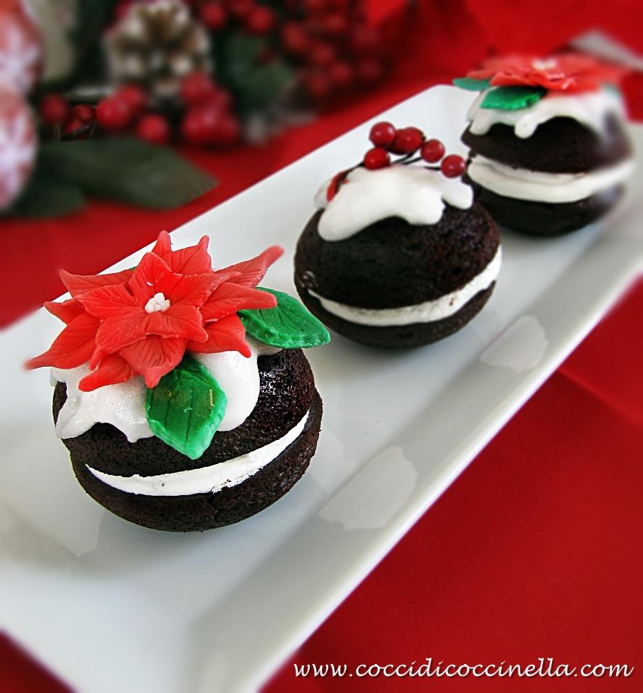 Dolci Palline Di Natale.Ricetta Palle Di Natale Dolci Cocci Di Coccinella